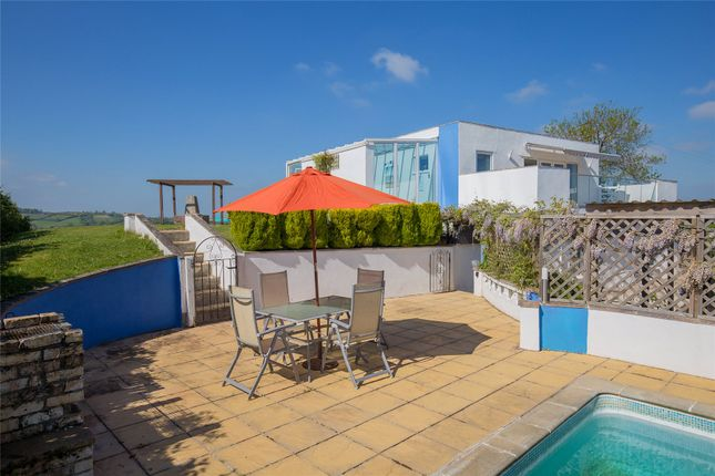 Thumbnail Detached house for sale in Fluder Hill, Kingskerswell, Newton Abbot