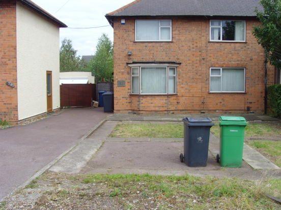 Thumbnail Terraced house to rent in Gordon Road, West Bridgford, Nottingham