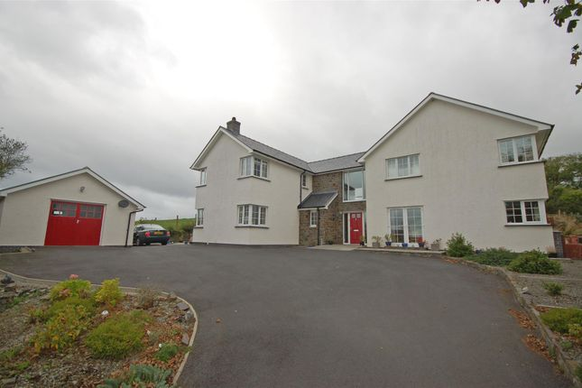 Thumbnail Detached house for sale in Capel Seion, Aberystwyth