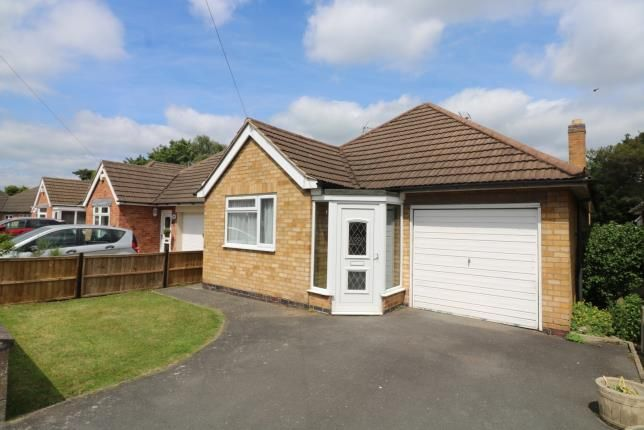 2 bed bungalow for sale in West Street, Blaby, Leicester, Leicestershire LE8