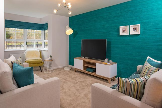 """Thumbnail Detached house for sale in """"Derwent"""" at Mount Street, Barrowby Road, Grantham"""