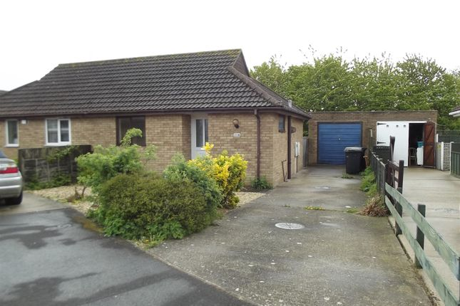Thumbnail Semi-detached bungalow to rent in Lyle Close, Mablethorpe