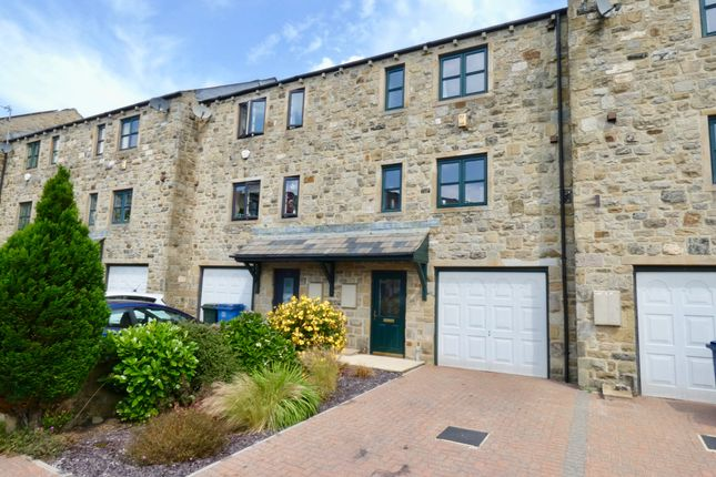 Thumbnail Town house for sale in Kings Mill Lane, Giggleswick, Settle