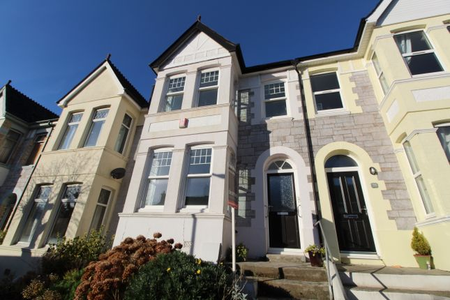 Thumbnail Terraced house for sale in Torr View Avenue, Plymouth