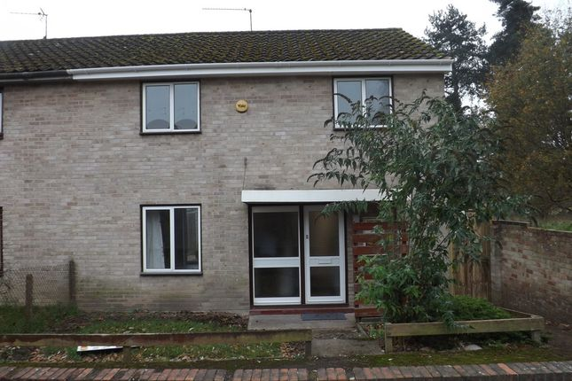 Thumbnail Property to rent in Ash Close, Thetford