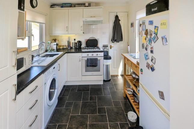 Kitchen of Shirkoak Park, Woodchurch, Ashford, Kent TN26