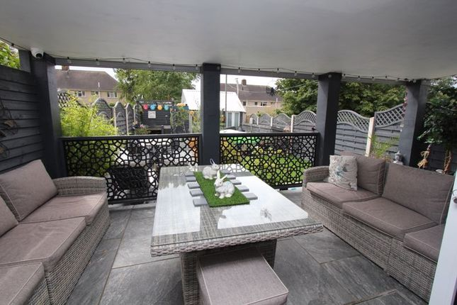 Thumbnail Terraced house for sale in Church Road, Rhoose, Barry