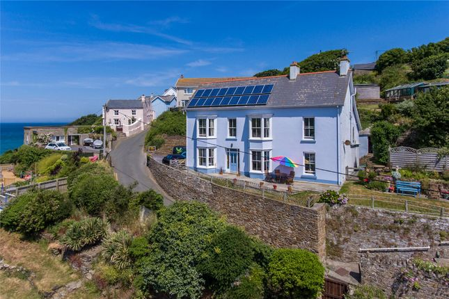 Thumbnail Detached house for sale in Pendyffryn Manor, Settlands Hill, Little Haven, Haverfordwest
