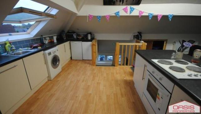 Thumbnail Terraced house to rent in 4 Becketts Park Road, Headingley