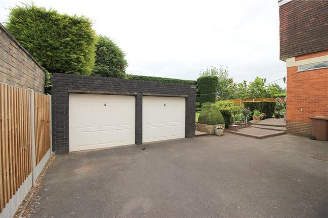 Double Garage of Parkfields, Duffield Road, Derby DE22