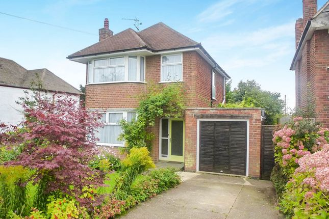 Thumbnail Detached house for sale in Queensway, Wellingborough