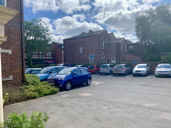 Car Park of Brindley Lodge, 2 Hope Road, Sale, Greater Manchester M33
