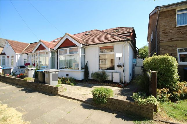 Thumbnail Semi-detached bungalow for sale in Rugby Avenue, Wembley