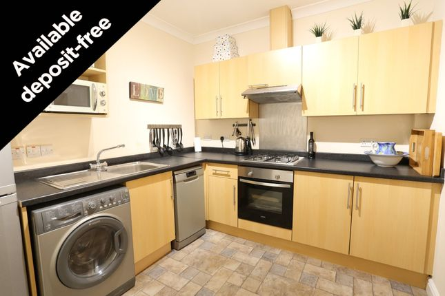 2 bed flat to rent in West Street, Fareham PO16