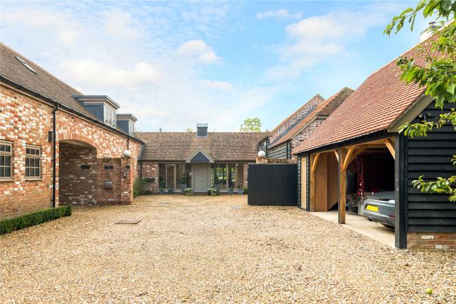 Thumbnail Detached house for sale in Downs Stables, Manor Road, Wantage