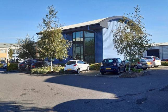Thumbnail Office to let in Priory Tec Park, Priory Park, Hessle