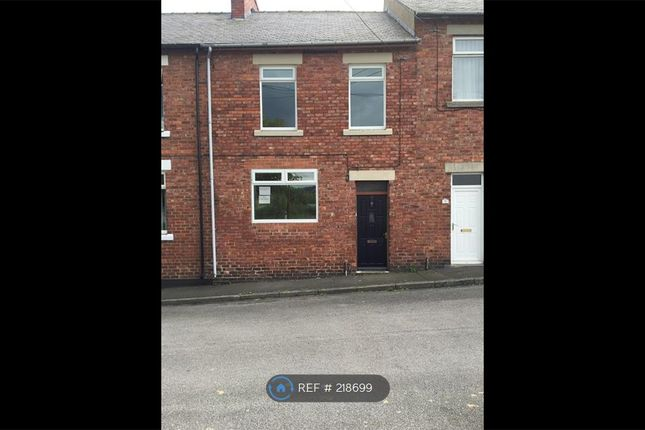 Thumbnail Terraced house to rent in William Street, Stanley