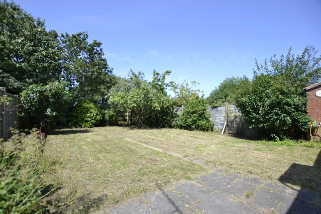 Thumbnail Terraced bungalow for sale in Comb Paddock, Westbury-On-Trym, Bristol