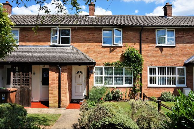 Thumbnail Terraced house for sale in Maltby Close, Peterborough