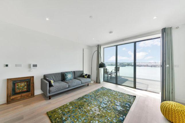 Thumbnail Flat to rent in Flotilla House, Royal Wharf