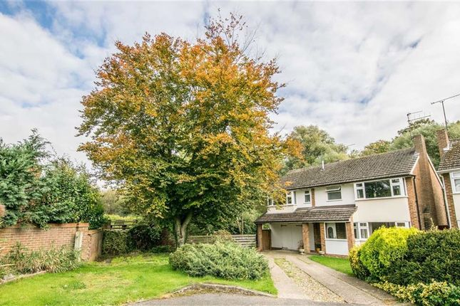 Thumbnail Detached house for sale in Rivershill, Hertford