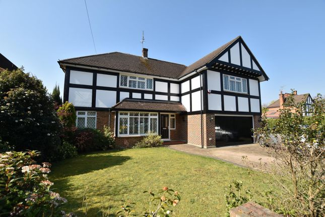 4 bed detached house for sale in Lovelace Drive, Woking GU22