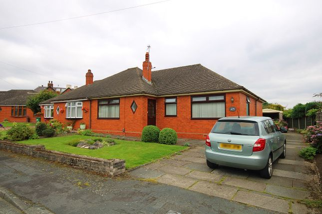 Thumbnail Semi-detached bungalow for sale in Conway Close, Great Sankey, Warrington