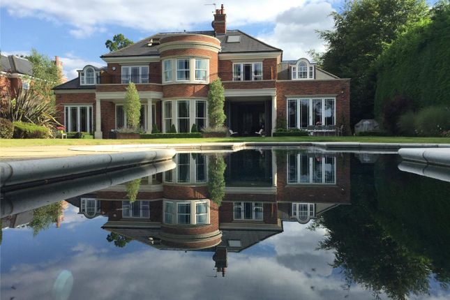 Thumbnail Detached house for sale in Esher Park Avenue, Esher, Surrey