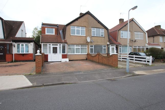 Thumbnail Terraced house to rent in Rutland Road, Hayes