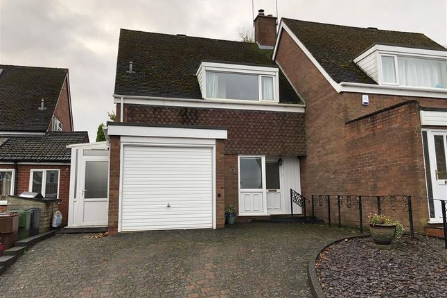 Thumbnail Detached house to rent in The Glebe, Belbroughton, Stourbridge