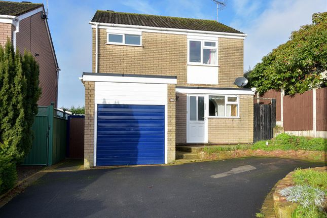 Thumbnail Detached house for sale in Buttermere Road, Stourport-On-Severn