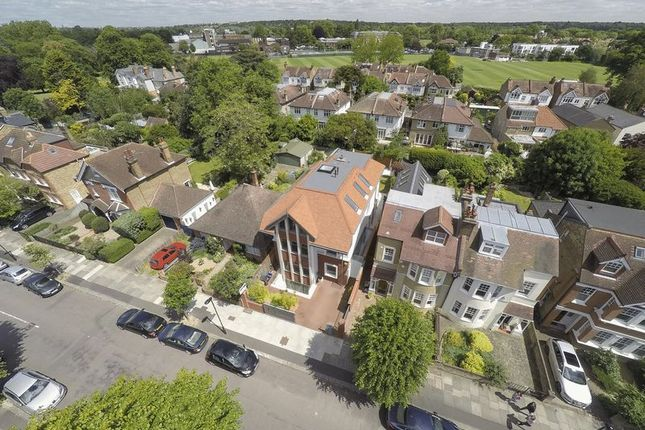 Thumbnail Detached house for sale in Langham Road, Teddington