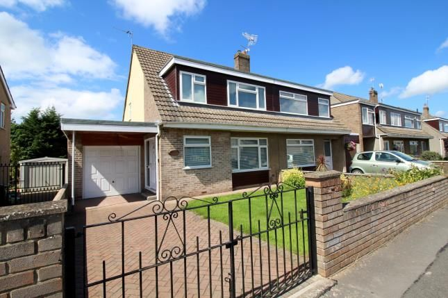Thumbnail Semi-detached house for sale in Sutherland Avenue, Downend, Bristol, South Gloucestershire