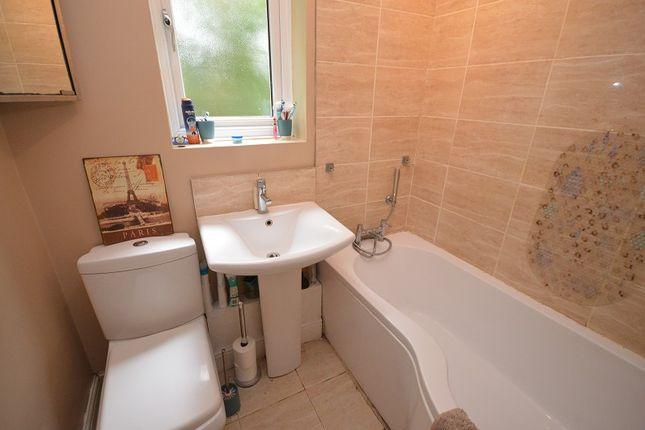 Bathroom of Field Close, Chessington, Surrey. KT9