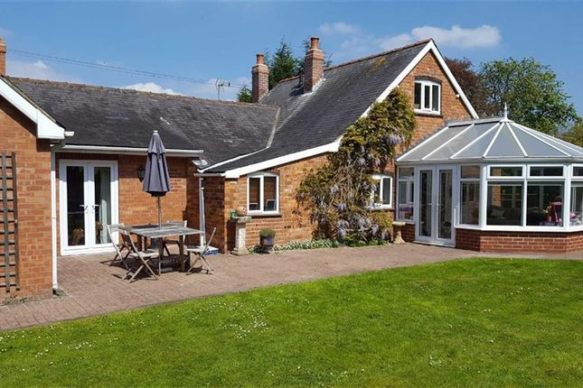 Thumbnail Detached house for sale in Vicarage Lane, Skirlaugh, East Yorkshire