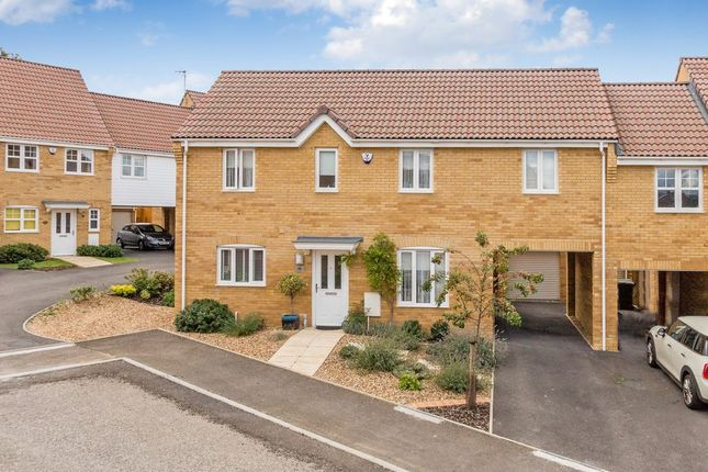 Thumbnail Semi-detached house for sale in Steeple Way, Rushden