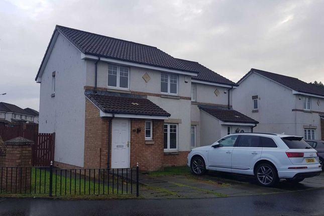 Thumbnail Semi-detached house to rent in Hardridge Road, Glasgow