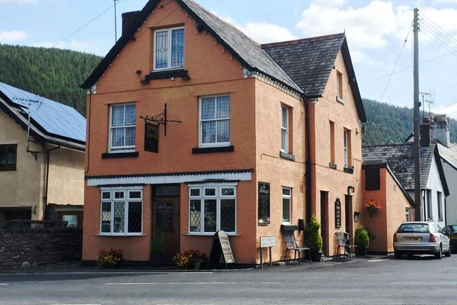 Thumbnail Restaurant/cafe for sale in Denbigh LL21, UK