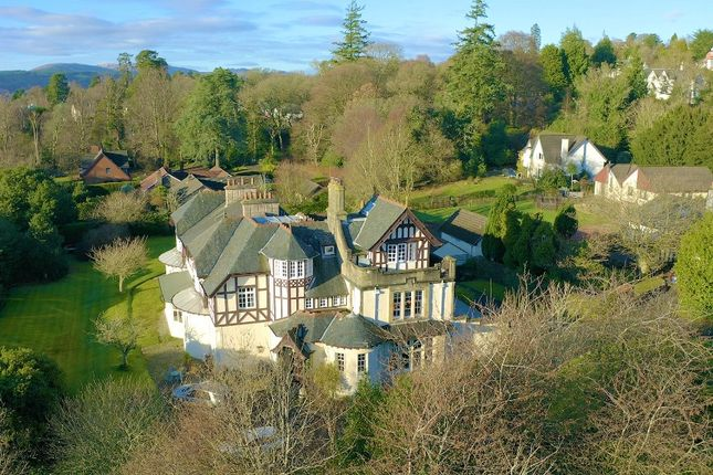 Thumbnail Flat for sale in Lagarie House, Rhu, Argyll & Bute