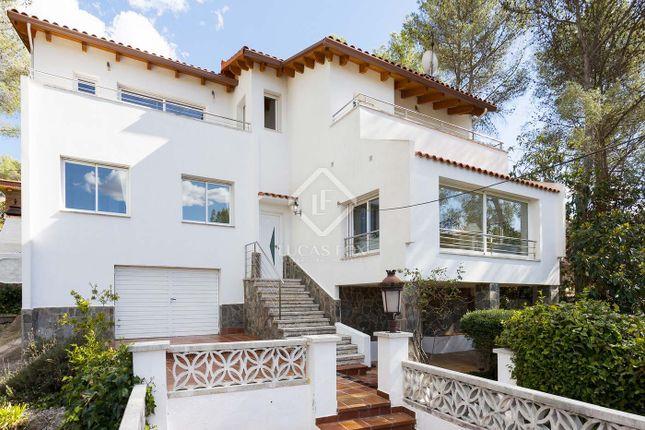 Thumbnail Villa for sale in Spain, Barcelona, Sitges, Olivella / Canyelles, Sit7665