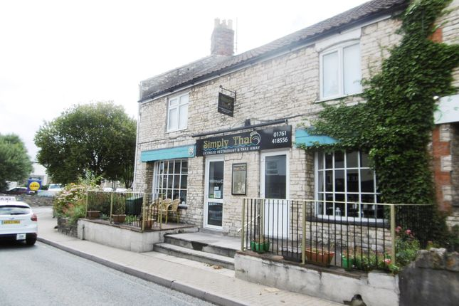 Thumbnail Restaurant/cafe to let in High Street, Midsomer Norton