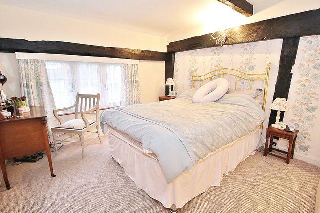 Bedroom of High Street, Findon Village, West Sussex BN14