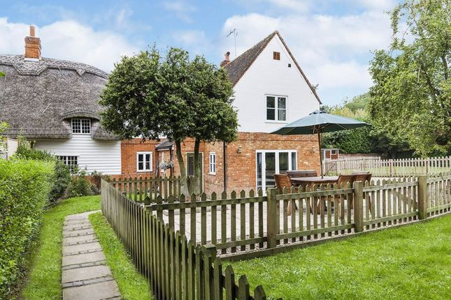 Thumbnail Country house for sale in Bury End, Nuthampstead, Royston