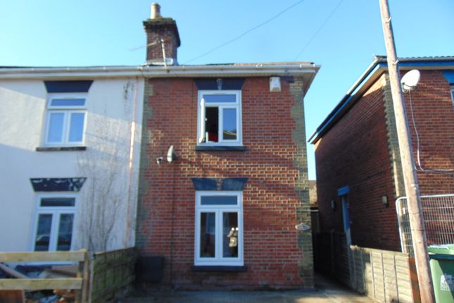 2 bed semi-detached house to rent in Bourne Road, Shirley, Southampton