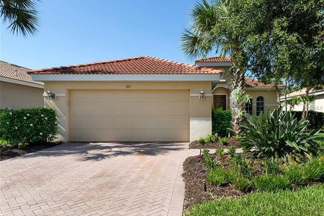 Thumbnail Property for sale in 105 Bellini Ct, North Venice, Florida, 34275, United States Of America