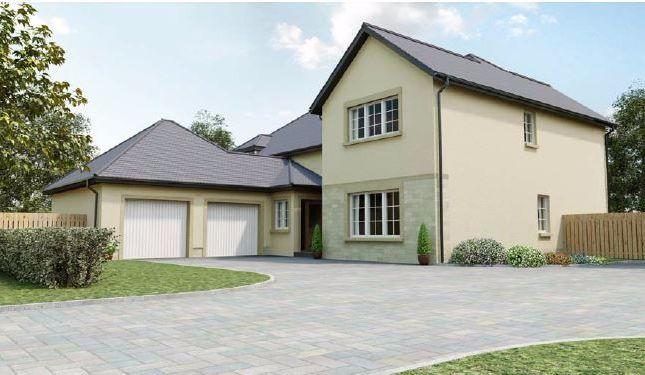 Thumbnail Detached house for sale in East Calder, Livingston