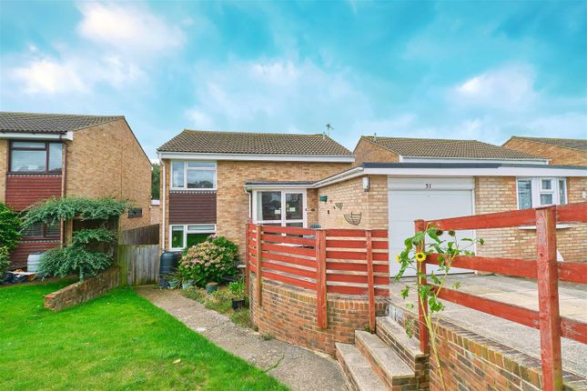 Thumbnail Detached house for sale in Chesterton Drive, Seaford