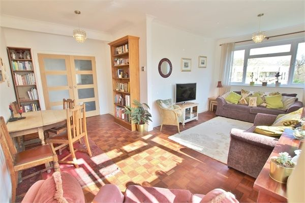 Thumbnail Flat for sale in Crescent Court, Cyncoed Crescent, Cyncoed, Cardiff