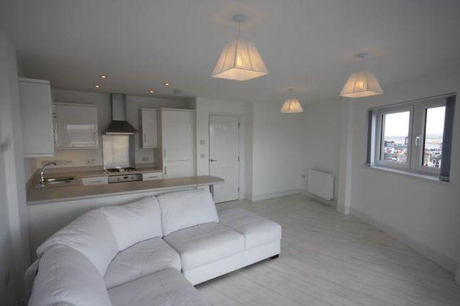 Kitchen Area of 5/1, 14 Cardon Square, Renfrew PA4