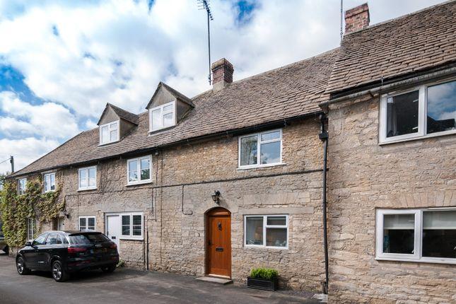 Thumbnail Terraced house to rent in Wheatsheaf Lane, Oaksey, Malmesbury